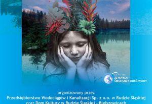 """Zaproszenie do udziału w Konkursie plastycznym """"Woda i przyroda"""""""
