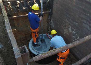 Kanalizacja sanitarna to priorytet